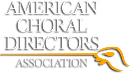 American Choral Directors Assocaition